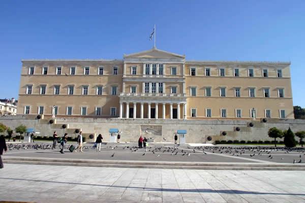 Αποτέλεσμα εικόνας για βουλη των ελληνων κτιριο